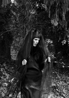 Cathrine Norgaard by Amanda Camenisch