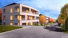 Superbe appartement neuf de 2,5 pièces, à deux pas du Léman 20006760