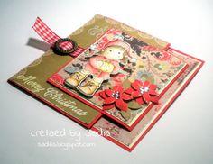 Sadilla's Blog: card