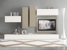 Contemporary Wall Unit VV 3916 - $2,445.00                                                                                                                                                                                 More