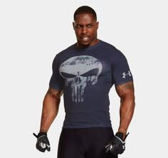 Men's Under Armour® Alter Ego Punisher Team Compression Shirt *SHIP DATE 8/15/14 | 1255039 | Under Armour US