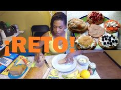 MI RETO - La comida nordica - YouTube