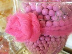 Pink Sixlets! We are