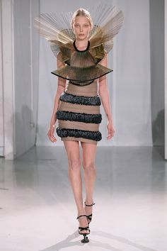 More crazy fashion to lift your spirits.
