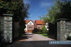 SNOW Architects - Meols Drive, Hoylake. Contemporary RIBA architects based in Liverpool Merseyside