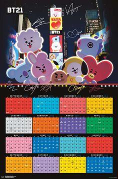 Bts Signatures, Bts Calendar, Bts Book, Bts Merch, Blackpink And Bts, Bts Drawings, Bts Playlist, Bts Chibi, Bts Korea