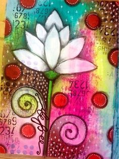 a sprinkle of imagination: Dylusions love !!!!!!                                                                                                                                                                                 More