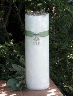 White Magick Alchemy - Herbal Alchemy Sacred Sage Purification Candle 3x9.5 . Sage, Cedar, Broom, Mugwort . Clear Negative Energies/Spirits, Spiritual Cleansing, $39.00 (http://www.whitemagickalchemy.com/herbal-alchemy-sacred-sage-purification-candle-3x9-5-sage-cedar-broom-mugwort-clear-negative-energies-spirits-spiritual-cleansing/)