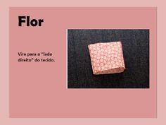 Maria Girafa Ateliê - Passo a Passo: Tulipas de tecido.