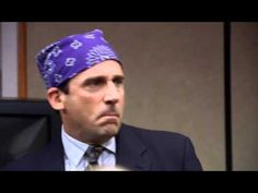 the worst thing about prison according to Micheal Scott (aka: Prison Mike)