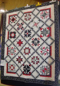 chain quilts | Sauder Village 2011 Quilt Show - Part 5