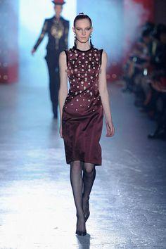 Jason Wu Fall 2012 {via Fashionologie|10 Feb 2012 }