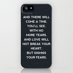 Mumford & Sons / After The Storm iPhone Case by Zyanya Lorenzo - $35.00