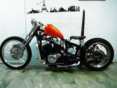 Bobber Inspiration | vt600 shadow bobber | Bobbers and Custom Motorcycles