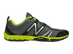 My new shoes - Minimus 20v2 Trail - Grey with Lime Green & Black