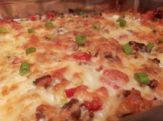 Preischotel met gehakt, paprika en ui – Judoka Margriet Bergstra Lasagna, Mashed Potatoes, Macaroni And Cheese, Favorite Recipes, Homemade, Cooking, Ethnic Recipes, Sport, Food