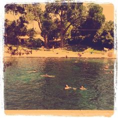 barton springs in austin,tx. love this place!