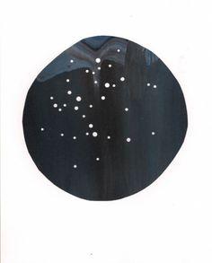 Constellation Print.