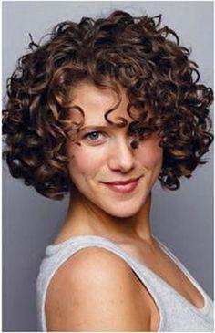 Short Haircut Styles For Short Curly Hair Cute Short Curly Hairstyles, Short Haircut Styles, Curly Hair Cuts, Wavy Hair, Short Hair Cuts, Curly Hair Styles, Natural Hair Styles, Curly Short, Perms For Short Hair