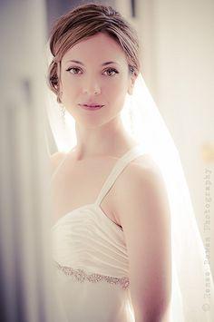 probably one of my favorite photos I've ever taken.... her makeup and hair are perfect!  #weddinghair #weddingmakeup #malibuwedding #veils