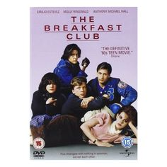 The Breakfast Club [DVD] [1985] ($1.44) ❤ liked on Polyvore featuring filler