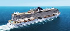 AboutLuxuryCruising | MSC Cruises cut First Steel of the Next Generation Cruise Ship MSC Seaside