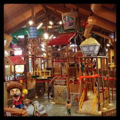 Klondike Kavern   Wilderness Resort   Wisconsin Dells