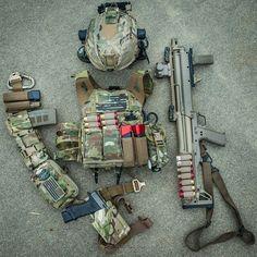 Shotgun loadout