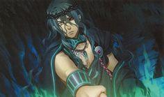 Tags: Anime, Kazuki Yone, Kamigami no Asobi, Hades Aidoneus