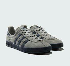 promo code dedb6 01ce2 Adidas Mallison Spezial SS17 in Light Onyx   Night Navy is available in  shops on Friday. Adidas HombreNocheZapatillas ...