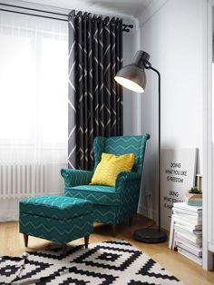 Уютный интерьер квартиры в скандинавском стиле фото 03