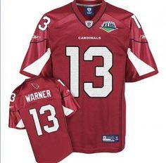 Authentic Kurt Warner Arizona Cardinals Throwback NFL Jersey Sale - Men s  Reebok Red Home 35261a55c