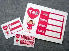 ¡Decoración de regalos y mesa gratis para el día de San Valentín!