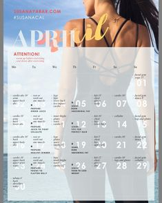 To it may concern has the calendar available in English . Month Workout, Workout Schedule, Workout Challenge, Health And Fitness Expo, 30 Day Fitness, Best At Home Workout, At Home Workouts, Fitness Workouts, Workout Calender
