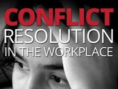 A Healthy Workplace is a Conflict Free Office