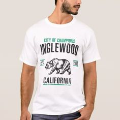 Inglewood T-Shirt - cool gift idea unique present special diy