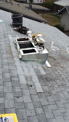 Best After Picture Of Roof Repair Around A C Unit Tile Roof 400 x 300