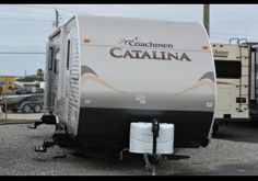 You will love this 2014 Coachmen Catalina Visit our South Florida location! Florida Location, Travel Trailers For Sale, Rv For Sale, Toy Hauler, South Florida, Motorhome, Us Travel, Recreational Vehicles, How To Find Out