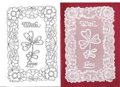 Image result for parchment craft magazine patterns