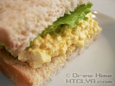 How To Make Egg Salad.