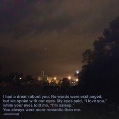 more romantic