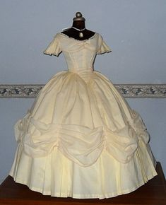 Demi 1860s Ball Gown
