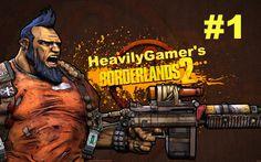 Borderlands 2 Gameplay Walkthrough Part 1:Chapter 1 Blindsided,Chapter 2...