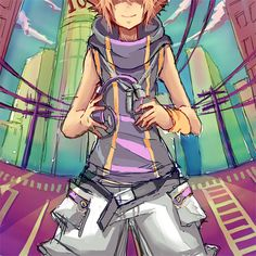 The World Ends with You - Neku