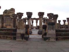 Zvartnats Cathedral - Armenia