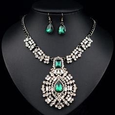 Find More Jewelry Sets Information about 2014 Women Jewelry Sets with Necklace and Earrings for Fabulous Party Crystal Jewelry Sets Gorgeous Jewelry Sets Factory Price,High Quality Jewelry Sets from Fashion Jewelry Boutique Store on Aliexpress.com