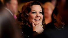 Melissa McCarthy-She's funny & she's sexy and she knows it, even if society is telling her she's fat. LOVE her.