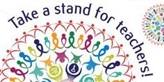 Taking a stand for teachers on UN World Teachers' Day - by Elahe Amani of Women News Network