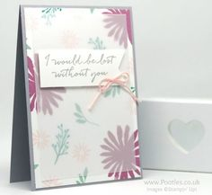 Stampin' Up! Demonstrator Pootles' Colour Challenge 005
