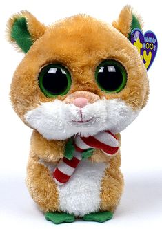 Candy Cane - mouse - Ty Beanie Boos